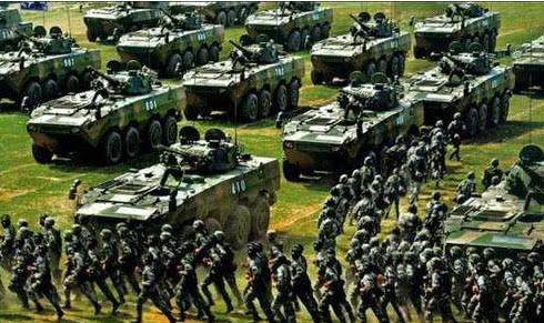 机械化步兵师和装甲师有什么区别?这里告诉你答案