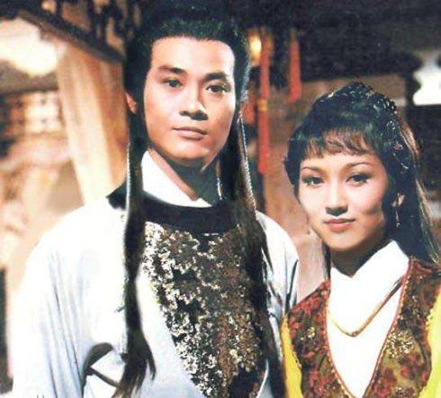 79版《楚留香》珍贵旧照: 那年女神赵雅芝才25岁, 郑少秋风流倜傥
