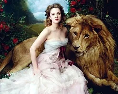 狮子座的动漫最放不下哪个女生的男生双鱼座头像星座女图片