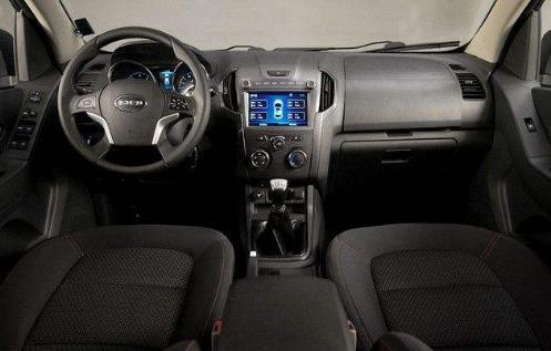 庆铃汽车TAGA(达咖)皮卡正式上市,首款自主产品