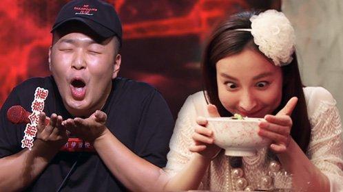 一碗演技就看出面条的演员,张嘉译吃得太香剁椒蒸土豆图片