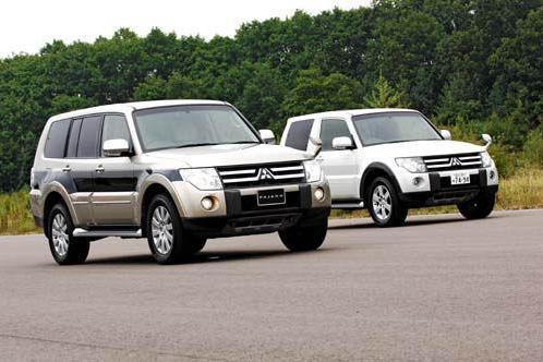 三菱帕杰罗是一款SUV神车