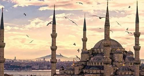 想要带你去浪漫的土耳其,但土耳其的浪漫其实