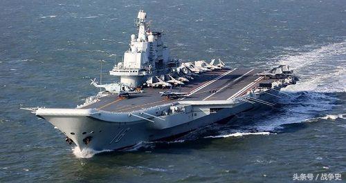 辽宁舰只缺此块短板即可完美,中国海军已有计划!