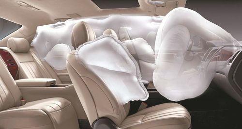 汽车上的这些<em>安全气囊</em>你都见过吗?