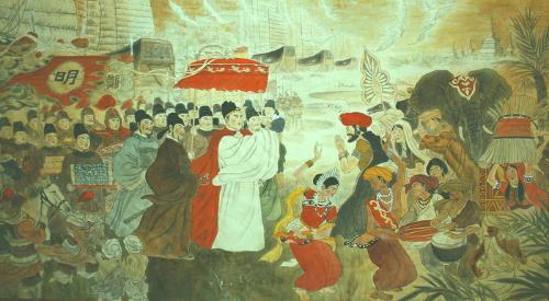 成吉思汗一路打到欧洲,元朝所辖地域辽阔,为何