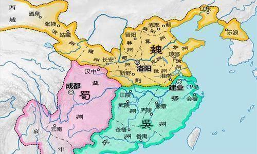 三国时期蜀汉真正拥有的治国能臣, 只有这四位, 其余都是浮云