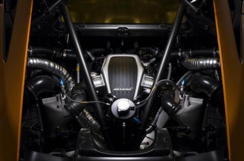 豪华跑车 迈凯轮Can-Am概念车 梦中跑啦10多圈 感觉不错