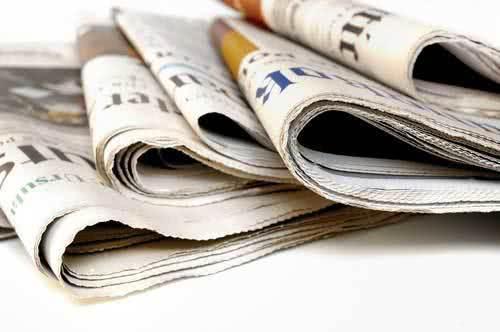 中国日报、英国卫报、华盛顿邮报等英文报纸,
