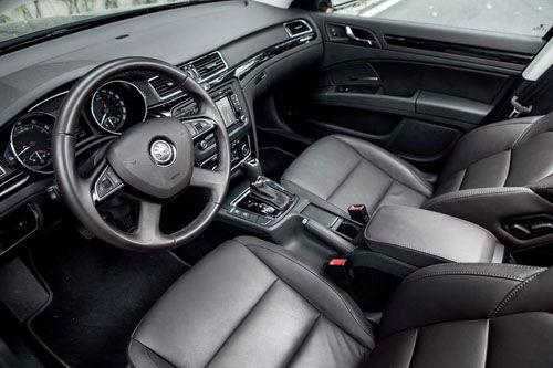 斯柯达全新速尊发布,比肩奥迪A4,主打空间和舒适性