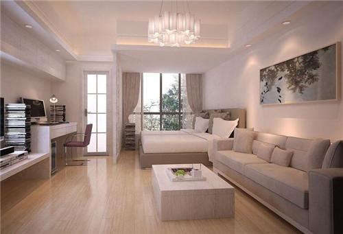 单身公寓装修效果图大全 五款经典的单身公寓装修案例