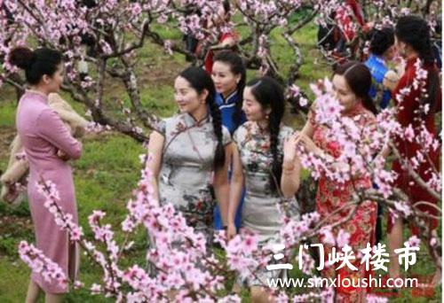 """""""桃花朵朵开""""天鹅湖印象带您来一场有趣的穿越style"""