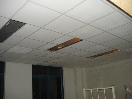 头一回见厨房卫生间吊顶用水泥板的,防潮耐腐超安全,太聪明了!