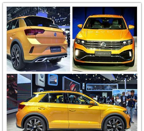 途观即将被取代,德国大众推出一款12万售价的SUV汽车