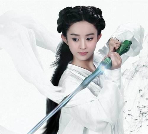 赵丽颖时装剧的打扮你更喜欢哪一个?