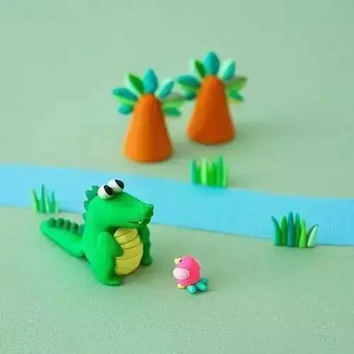 幼儿园创意橡皮泥手工制作教程,孩子一定会爱上的