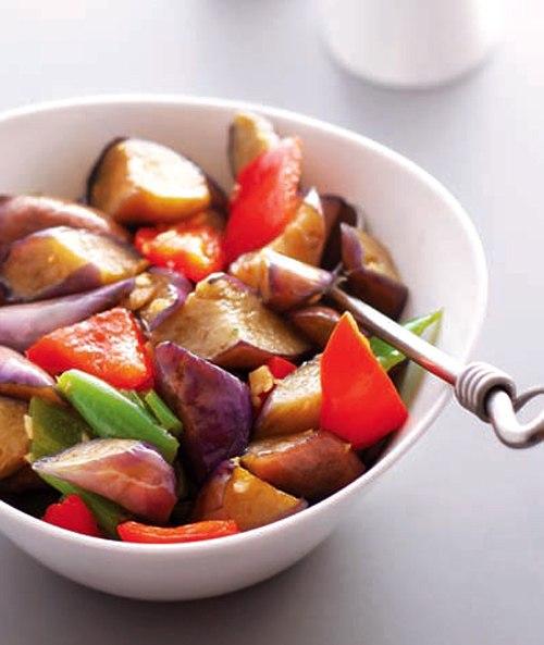 紫皮女王茄子配上这5种做法,可谓淡妆浓抹总相宜