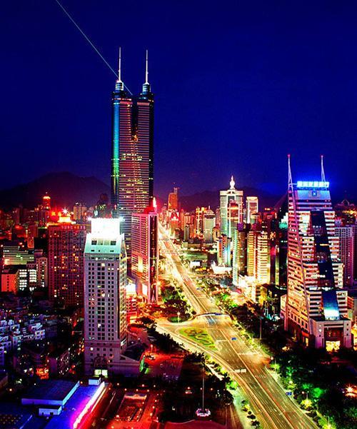去深圳旅游图片