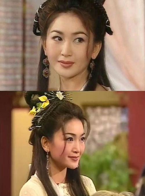 当年一部《还珠格格》出了不少美人儿,王艳饰演的晴儿一出场,就有吸图片