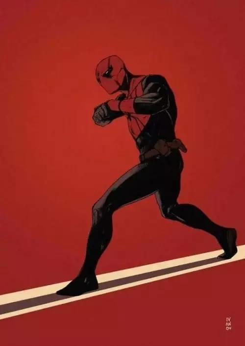 蜘蛛侠的五个暗黑版本,一个比一个霸气