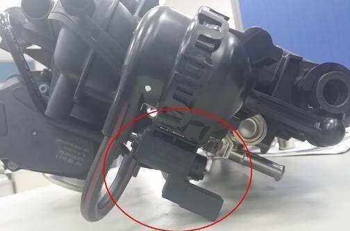大众第二代EA888发动机进气<em>歧管</em>的维修步骤