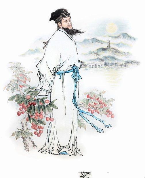 苏轼西湖古诗诗歌文学