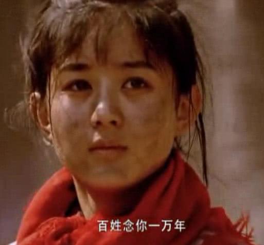 赵丽颖20岁时与孙岩合演的抗战片《马石山十勇士》大家看了吗图片
