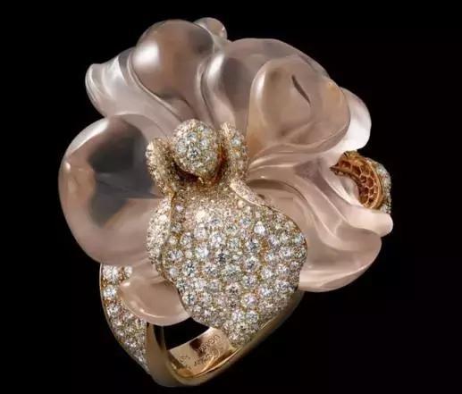 摩根石在大牌珠宝的运用