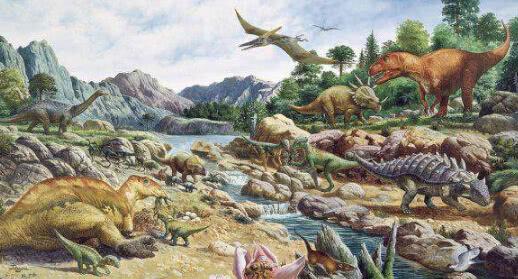 恐龙并非霸主!有能吃掉恐龙的远古巨兽沃那比蛇?