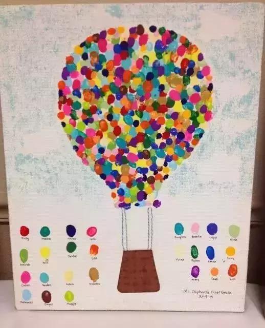 yoyo找了一些适合幼儿的创意美术涂鸦玩法,吸管吹画,果蔬拓印,手指