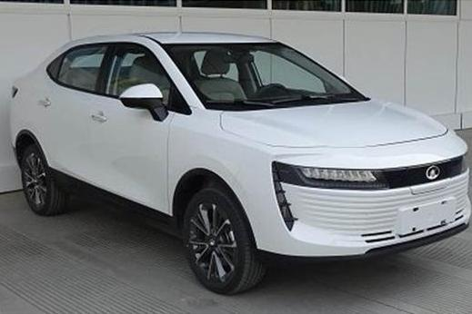 长城纯电动SUV申报图曝光