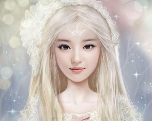当红女星变身芭比公主,郑爽精致,赵丽颖超萌