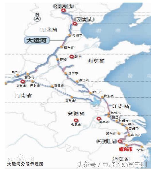 京杭一脉通古今——大运河上的北京漕运史|粮船|大