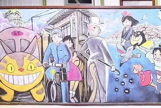 出现了宫崎骏的哪些作品吗?