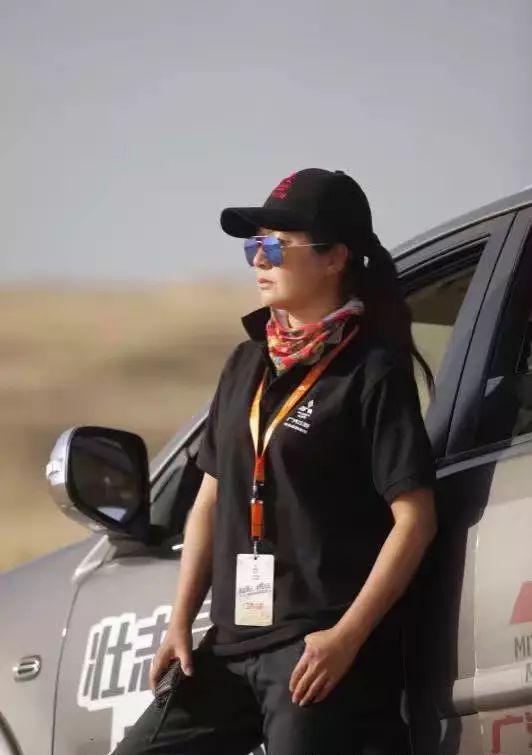 「COC」2017中国韩城汽车越野总决赛之巾帼不让须眉