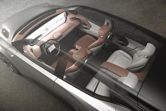 拜腾首款量产电动智能SUV正式亮相,起步价约30万元人民币