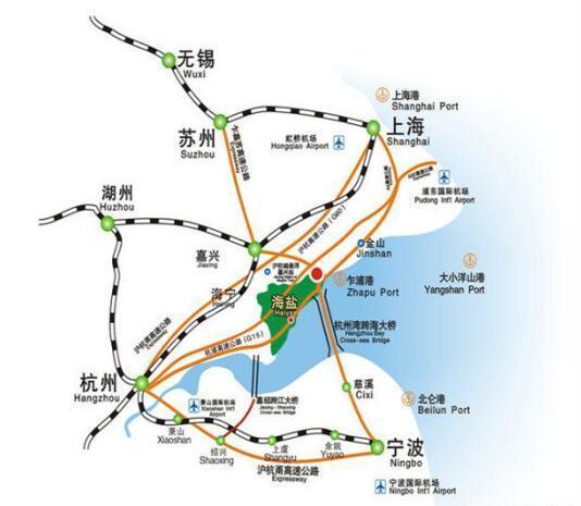 """以""""核电""""为本题的特点小镇,何以打造?海盐核电小镇案例剖析"""