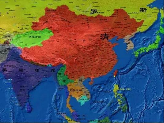 唐朝的国土面积是中国历史上最大的吗?