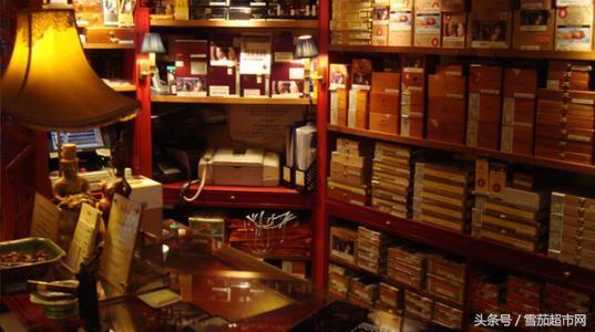 怎样才能开一家雪茄店,这篇文章帮你支妙招!