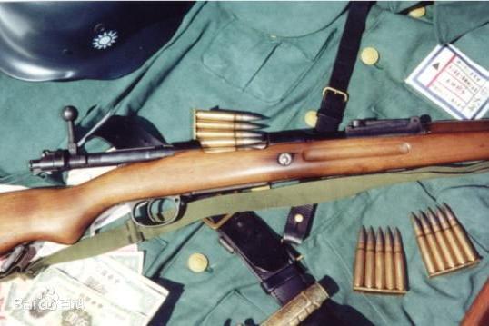 中国第一种制式步枪揭秘:击中日军非死即重伤