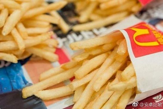囧哥:福音!麦当劳薯条能生发