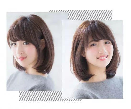 脸大的女生适合什么发型 短发 发型 时尚 新浪网图片