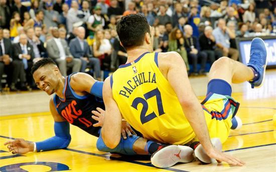 NBA歷史打球最乾淨六大球星,Hill、姚明上榜 第一10年沒技犯