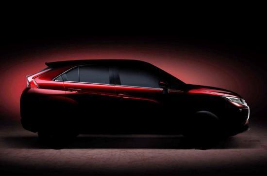 三菱新款SUV长4.49米
