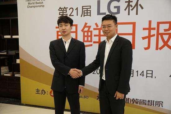回顾党毅飞征战LG杯:奈何朴申钱塘折翅