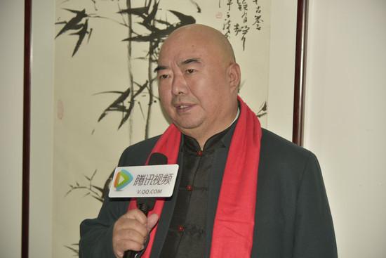 沧州建州1500周年中国当代著名书画家百人作品展开幕