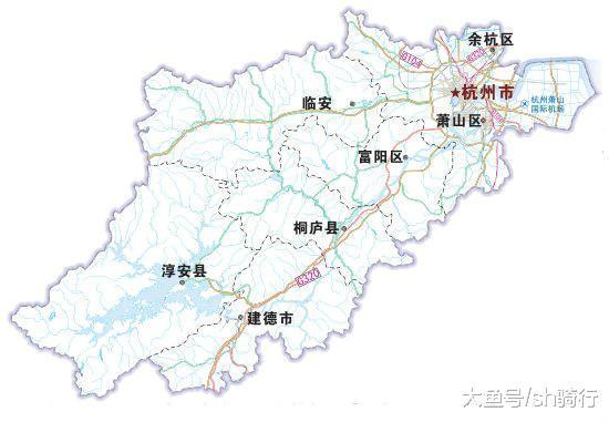 杭州到深圳地图