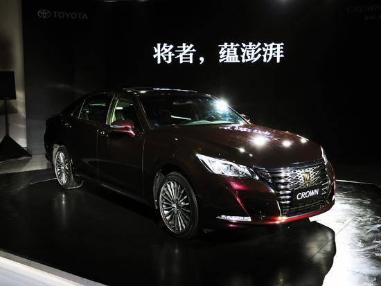 0t 一汽丰田新款皇冠售26.48万元起-新浪汽车