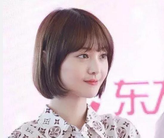 郑爽短发一样那么美,为什么遇上了赵丽颖的短发,就有对比和差距
