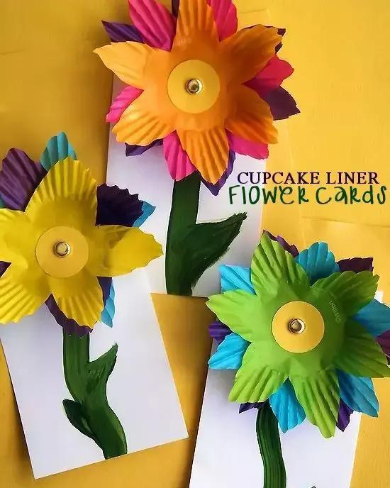 幼儿园新年创意手工贺卡,简单几个教程,让孩子送出暖心祝福!